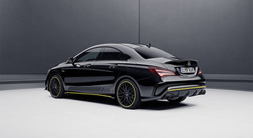 Mercedes CLA C117