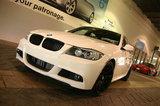 BMW E90 E91 LCI Performance Styling Zwarte Grill Nieren _