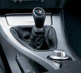 BMW M leder sportschakelknop voor 3 serie E90 E91 E92 E93 25118037308