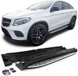 Kentra Mercedes GLE Coupe treeplanken set 1