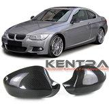 Kentra BMW E90 E91 E92 E93 carbon spiegelkappen set 5