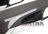 Kentra BMW X6 F16 M Performance Carbon interieurlijsten 51952446978 6