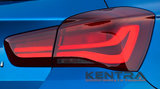 Kentra BMW F20 F21 LCI blackline achterlichten  2