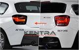 Kentra BMW F20 F21 blackline achterlichten set 63212225422 5