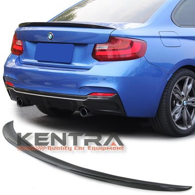 BMW Serie 2 F22 Carbon trunk spoiler