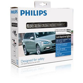 Philips led daytime lights drl 12v