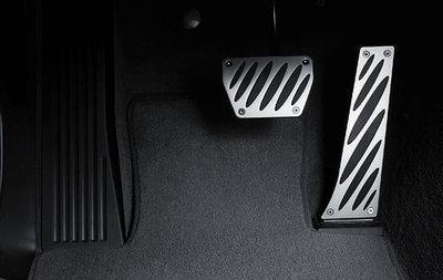 Aluminium Performance pedalen BMW (automaat)
