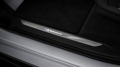 BMW X5 F15 & X6 F16 M Performance dorpellijsten LED