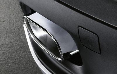 BMW X5 E70 Sport uitlaatpijpen (origineel)