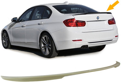 BMW 3 serie F30 Performance M Styling Koffer Spoiler