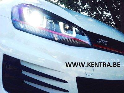 VW Golf 7 VII GTI styling LED DRL koplampen