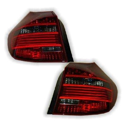 BMW Black Line Achterlichten E81/E87 LCI  (High Versie)
