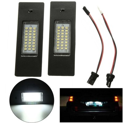 BMW E81 E82 E87 E88 led kentekenplaatverlichting
