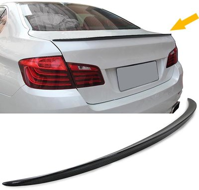 BMW F10 F11 Carbon kofferspoiler