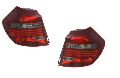 BMW Black Line Achterlichten E81/E87 LCI  (Low Versie)