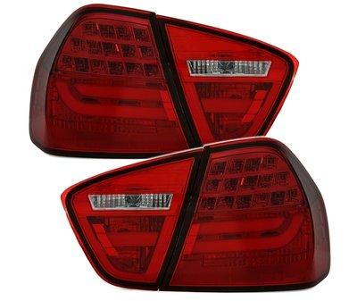 BMW E90 Facelift acherlichten set voor prefacelift