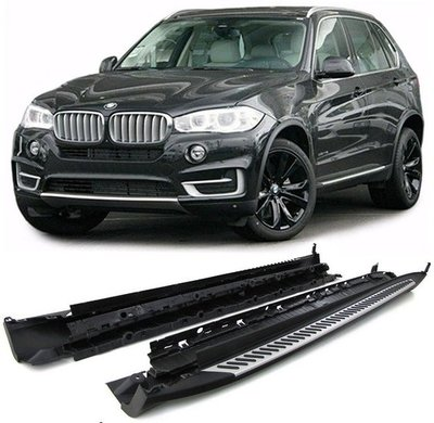 Treeplanken set BMW X5 type F15