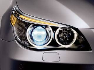 Bmw Led Angel Eyes voor 5 serie E60 E61 pre facelift