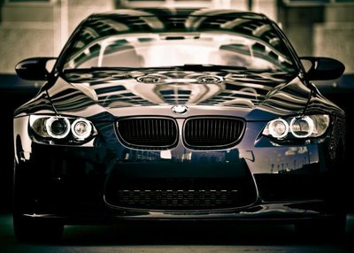 BMW H8 led angel eyes voor 5 Serie E60 E61 facelift