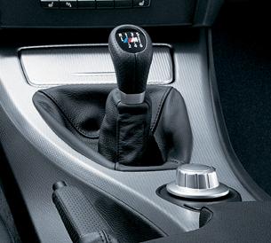 BMW M leder sportschakelknop voor 3 serie E90 E91 E92 E93