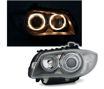 BMW E81 E82 E87 E88 Xenon Look Angel Eyes Koplampen