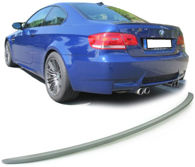 BMW E92 M Performance Look Koffer Spoiler (ongespoten)