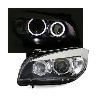 BMW X1 E84 LED Angel Eyes Koplampen set