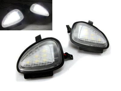 VW Golf 5 + 6 Buitenspiegel LED Verlichtingen
