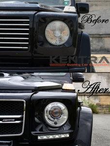 Mercedes G Classe DRL voor koplampen 1