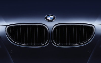 BMW E60 E61 Performance Styling Mat Zwarte Grill