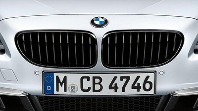 BMW M Performance grill set 6serie F06 F12 F13