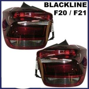 BMW M Performance Black Line achterlichten F20/F21