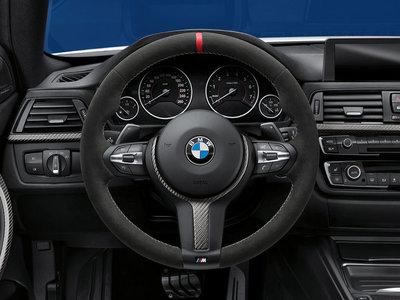 BMW M Performance stuur in alacantara met carbon F20 F21 F22 F23 F30 F31 F32 F34 F32 F33 F36