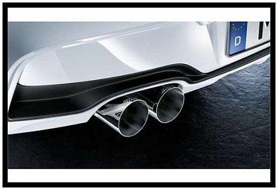 Kentra BMW F20 F21 M Performance uitlaatsierstukken 18302293739 1