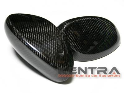 Kentra BMW E90 E91 E92 E93 carbon spiegelkappen set