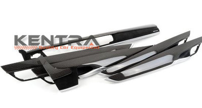 Kentra BMW X6 F16 M Performance Carbon interieurlijsten 51952446978 1