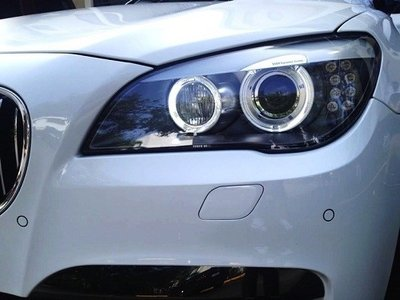 BMW H8 led angel eyes voor 7 serie F01, F02