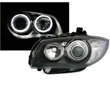 Kentra BMW E87 led angel eyes