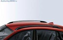 Kentra BMW X6 E71 zwarte dakrailing 51952165700 1